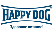 logo happy dog